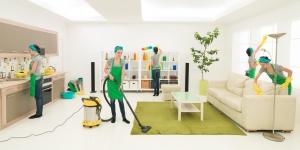 Profesjonalne sprzątanie mieszkania